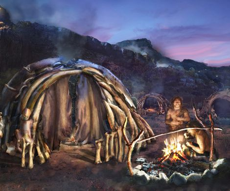 national geographic, origins, prehistory