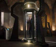 Doctor Who Series 9, Heaven Sent, Teleporter