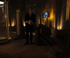 Doctor Who Series 9, Heaven Sent, Teleporter, film still